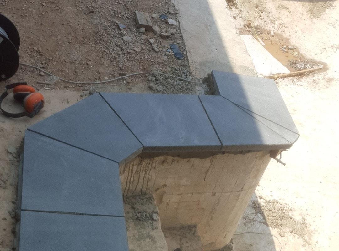 concrete pools construction