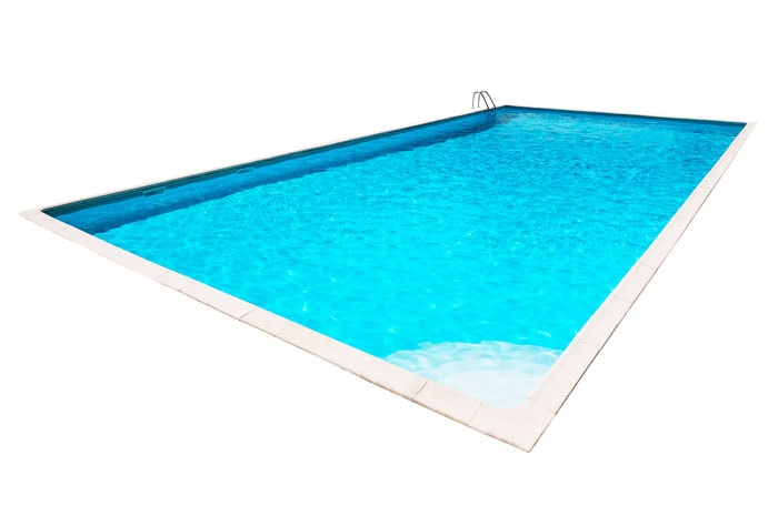 synergy pool and spa white background