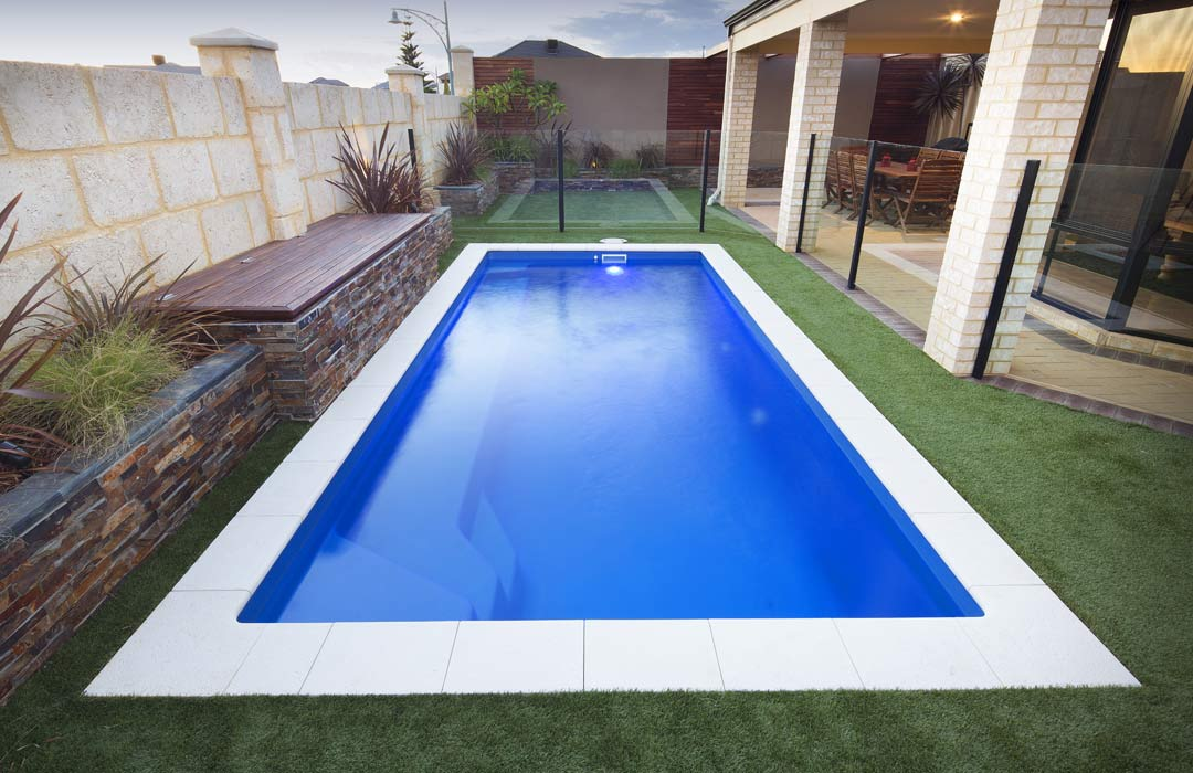 Inground Fibreglass Pools Adelaide